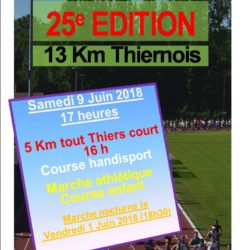 13 km thiernois
